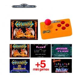 Sega Arcade Nano Columns home console 8 bit