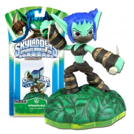 Skylanders Spyros Adventure Single Character Figure Packs - Stealth Elf