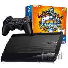 Skylanders Giants PlayStation 3 Slim 12GB Console with Figurine