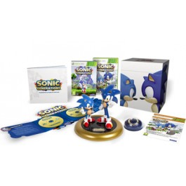 Sonic Generations Collectors Edition Xbox 360