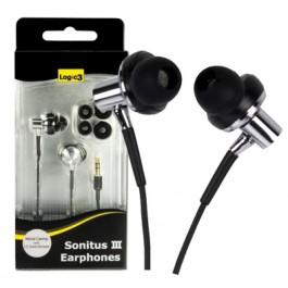 Sonitus III Earphones for ipod iphone and mp3 players