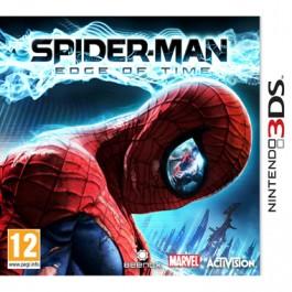 Spider Man Edge of Time SAS Nintendo 3DS