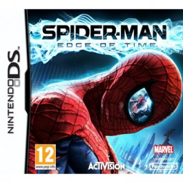 Spider Man Edge of Time SAS Nintendo DS