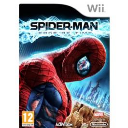 Spider Man Edge of Time SAS Nintendo Wii