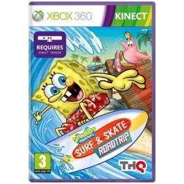 SpongeBob Surf and Skate Roadtrip Xbox 360