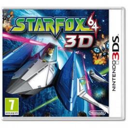 Star Fox 64 3D Nintendo 3DS