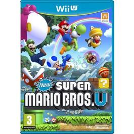 New Super Mario Brothers U Nintendo Wii U