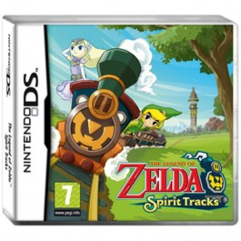 The Legend of Zelda Spirit Tracks Nintendo DS