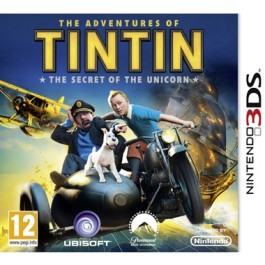 The Adventures of Tintin The Secret of the Unicorn the 3DS