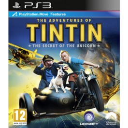 The Adventures of Tintin The Secret of the Unicorn the Sony PS3