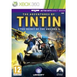 The Adventures of Tintin The Secret of the Unicorn the Xbox 360