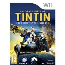 The Adventures of Tintin The Secret of the Unicorn the Nintendo Wii