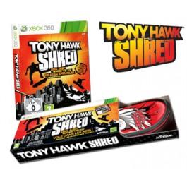 Tony Hawk Shred and Board Bundle Xbox 360