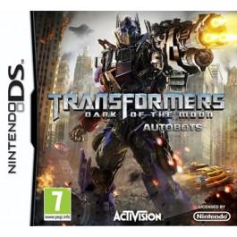 Transformers Dark of the Moon Autobots Nintendo DS