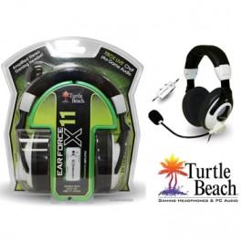 Turtle Beach Earforce X11 Headset (Xbox 360/PC)