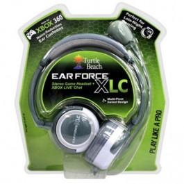 Turtle Beach Ear Force Stereo XLC Headset Xbox 360