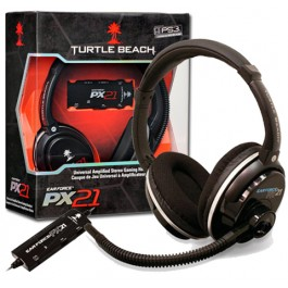 Turtle Beach Headset Ear Force PX21 Sony PS3