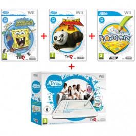 uDraw Bundle including 3 Extras for uDraw Nintendo Wii