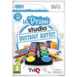 uDraw Instant Artist Nintendo Wii