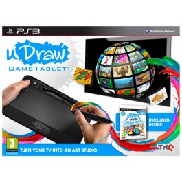 uDraw Tablet including Instant Artist PS3 PlayStation 3