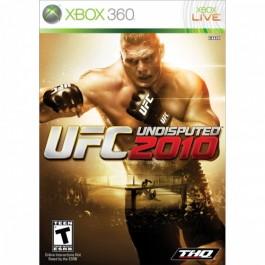 UFC Undisputed: 2010 Xbox 360