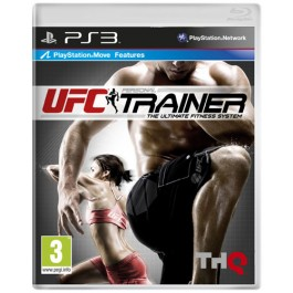 UFC Personal Trainer with Leg Strap - Move compatible PS3