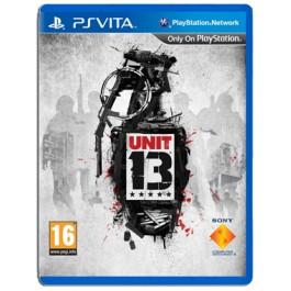 Unit 13 PS Vita