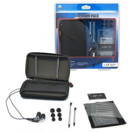 Nintendo 3DS Premium Accessories Pack Nintendo 3DS