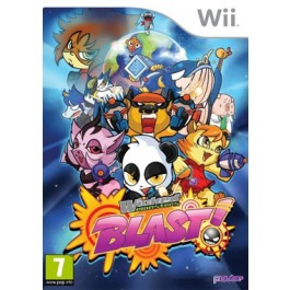 Wicked Monster Blast Nintendo Wii