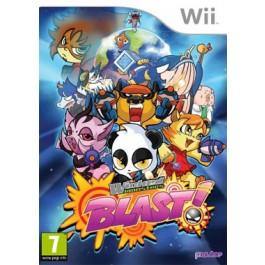 Wicked Monster Blast Nintendo Wii
