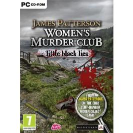Womens Murder Club 4 Little Black Lies PC DVD