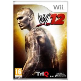 WWE 12 Nintendo Wii Wrestling