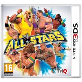 WWE All Stars The Wrestling Nintendo 3DS