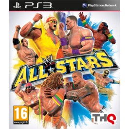 WWE All Stars PlayStation 3 PS3