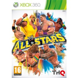WWE All Stars Wrestling Xbox 360