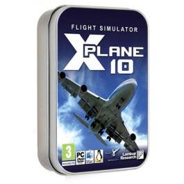 X Plane 10 Aeroplane Simulator PC DVD MAC