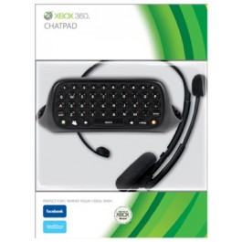 Official Xbox 360 Chatpad with Headset Xbox 360