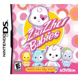 Zhu Zhu Babies Nintendo DS