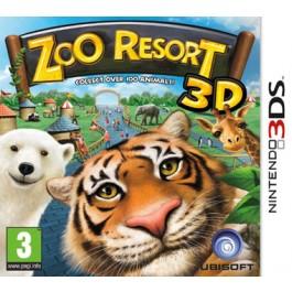 Zoo Resort 3D Nintendo 3DS