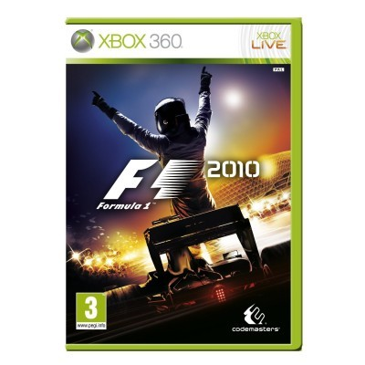 F1 Driving Game 2010 Xbox 360