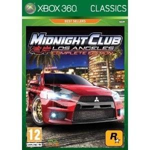 Midnight Club LA Game