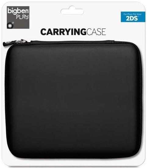 Bigben carry case for nintendo 2ds black for Housse 2ds bigben