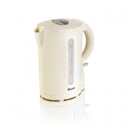 Swan Coffee Maker Replacement Jug : Swan SK18120CREN 1.7 Litre Jug Kettle Cream