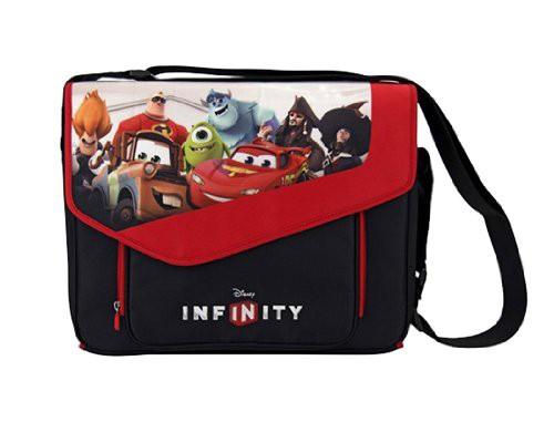Disney Infinity Messenger Bag Ps3 Xbox 360 Nintendo Wii U