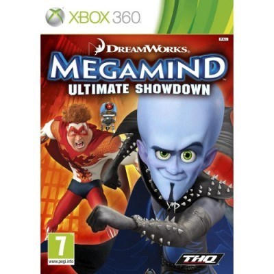 Megamind Xbox 360 Game