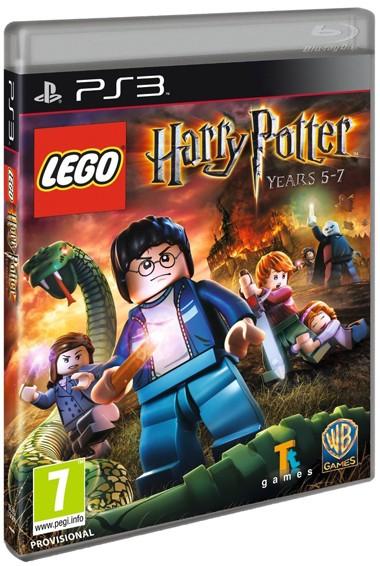 lego harry potter ps3 game bundle