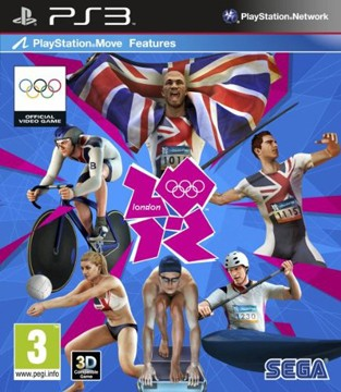 london 2012 game ps3