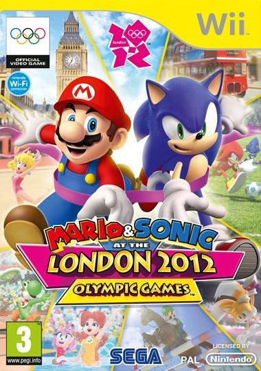 mario sonic at london olympics 2012