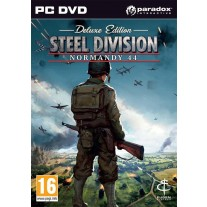 Steel Division Normandy 44 Video Game Deluxe Edition PC