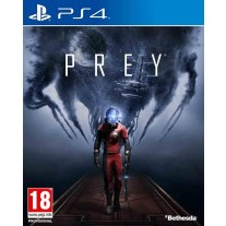 Prey PS4 Video Game with Cosmonaut Shotgun Pre-Order DLC